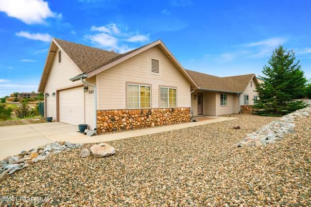 2183 Sequoia Drive, Prescott, AZ 86301 (#1040677) :: Shelly Watne