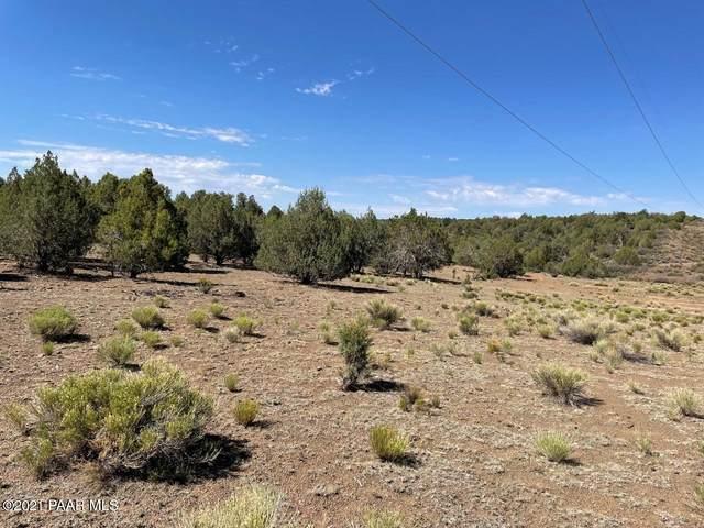 160 Acres Cross Mountain Rd Road, Seligman, AZ 86337 (#1040700) :: Shelly Watne