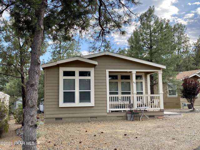 65 Oakmont, Prescott, AZ 86305 (#1040703) :: Shelly Watne