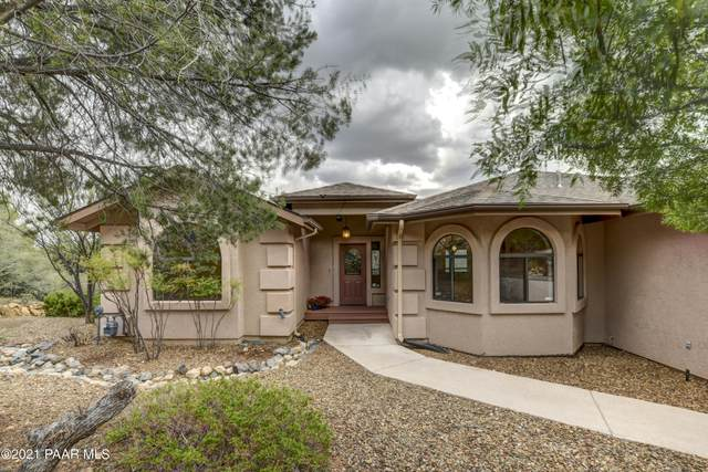 4835 Comanche Trail, Prescott, AZ 86301 (#1040725) :: Shelly Watne
