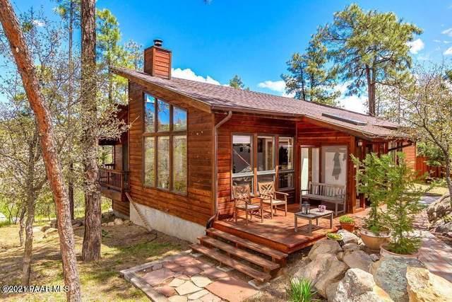 2255 W Pine Drive, Prescott, AZ 86305 (#1040728) :: Shelly Watne