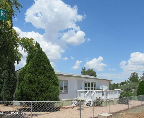 15596 S Black Mountain Road, Mayer, AZ 86333 (#1040757) :: Prescott Premier Homes   Coldwell Banker Global Luxury