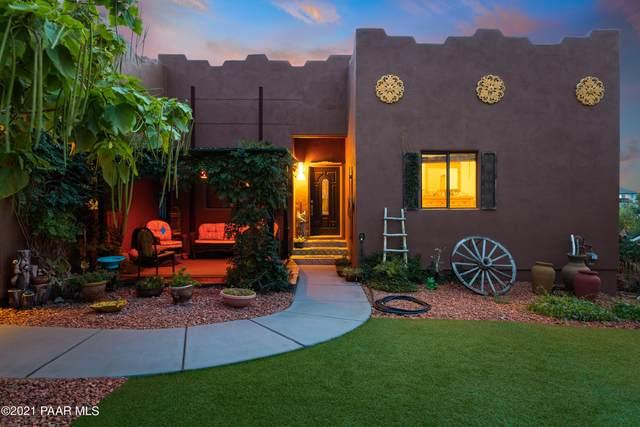 5560 N Pawnee Drive #9, Prescott Valley, AZ 86314 (#1040759) :: Prescott Premier Homes | Coldwell Banker Global Luxury