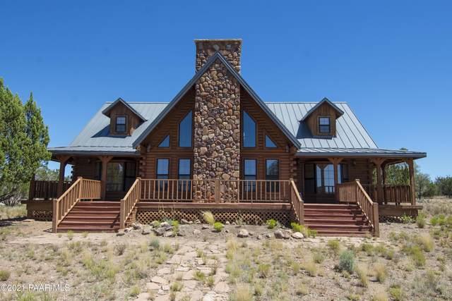 1386 Ponderosa Springs Road, Seligman, AZ 86337 (#1040760) :: Prescott Premier Homes | Coldwell Banker Global Luxury