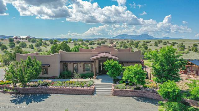 8850 W Lower Pass Road, Prescott, AZ 86305 (#1040797) :: Shelly Watne