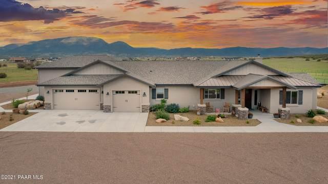 9675 N Prescott Ridge Road, Prescott Valley, AZ 86315 (MLS #1040806) :: Conway Real Estate