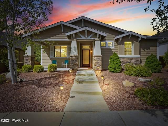 7071 E Lynx Wagon Road, Prescott Valley, AZ 86314 (MLS #1040857) :: Conway Real Estate