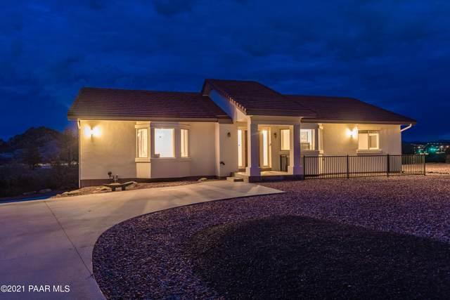 5675 Honeysuckle Road, Prescott, AZ 86305 (MLS #1040859) :: Conway Real Estate