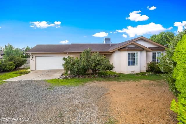 4116 N Verde Vista Drive, Prescott Valley, AZ 86314 (MLS #1040865) :: Conway Real Estate