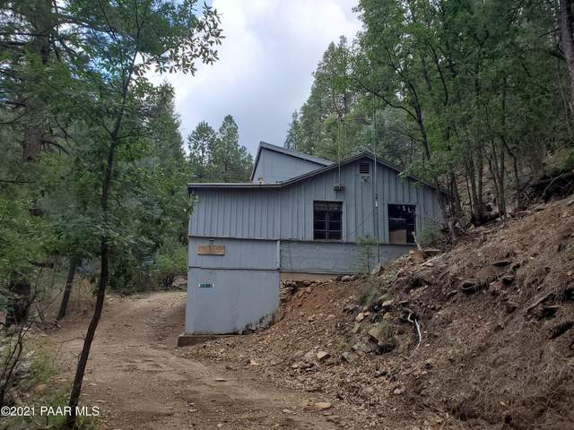 7010 S Hidden Treasure Road, Prescott, AZ 86303 (MLS #1040879) :: Conway Real Estate