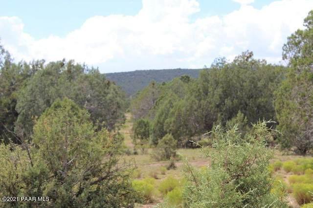 Tbd Rocky Ridge - 40 Acres, Peach Springs, AZ 86434 (MLS #1040880) :: Conway Real Estate