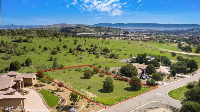 104 Morning Glow Way, Prescott, AZ 86303 (MLS #1040883) :: Conway Real Estate
