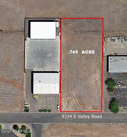 9334 E Valley Road, Prescott Valley, AZ 86314 (MLS #1040892) :: Conway Real Estate