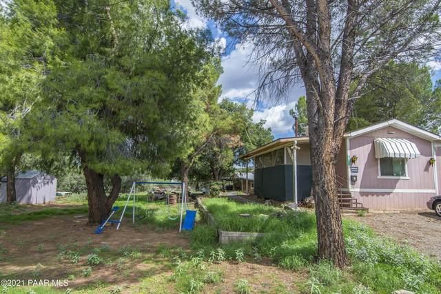 16730 S Redondo Circle, Mayer, AZ 86333 (MLS #1040893) :: Conway Real Estate