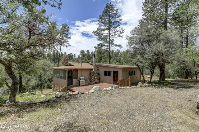 4766 S Ponderosa Park Road, Prescott, AZ 86303 (#1040920) :: Shelly Watne