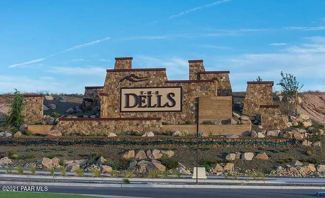 5267 High Cliff Way, Prescott, AZ 86301 (MLS #1040921) :: Conway Real Estate