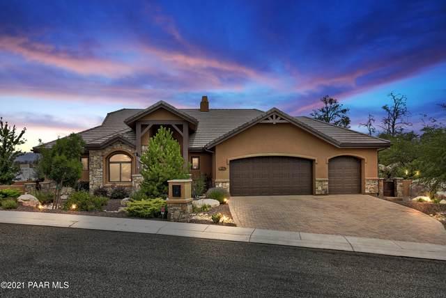 1398 Ridgewood Drive, Prescott, AZ 86305 (#1040927) :: Prescott Premier Homes   Coldwell Banker Global Luxury
