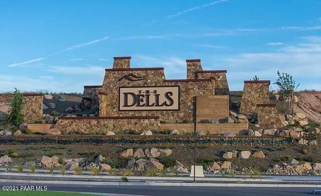5218 High Cliff Way, Prescott, AZ 86301 (MLS #1040934) :: Conway Real Estate
