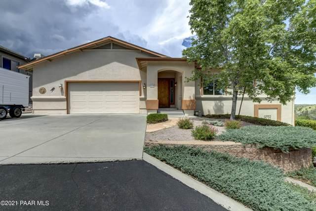 175 Juniper Ridge Drive, Prescott, AZ 86301 (MLS #1040951) :: Conway Real Estate