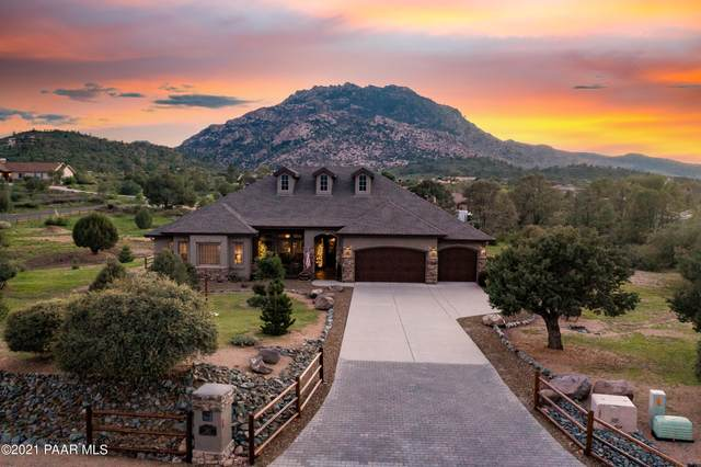 2680 W Granite Park Drive, Prescott, AZ 86305 (#1040968) :: Shelly Watne