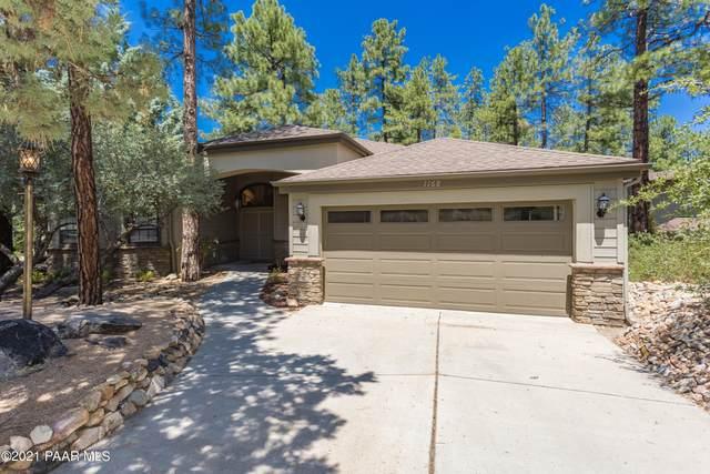 1168 W Timber Ridge Road, Prescott, AZ 86303 (#1040983) :: Prescott Premier Homes | Coldwell Banker Global Luxury
