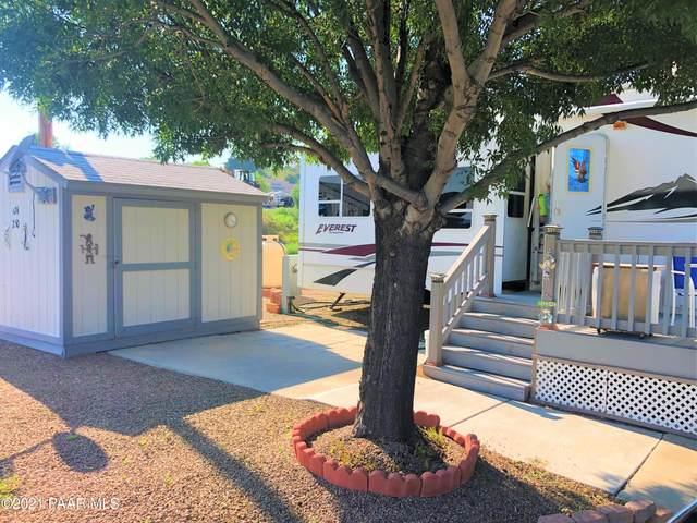824 N Mountain Brush Drive, Prescott Valley, AZ 86314 (#1041000) :: Shelly Watne