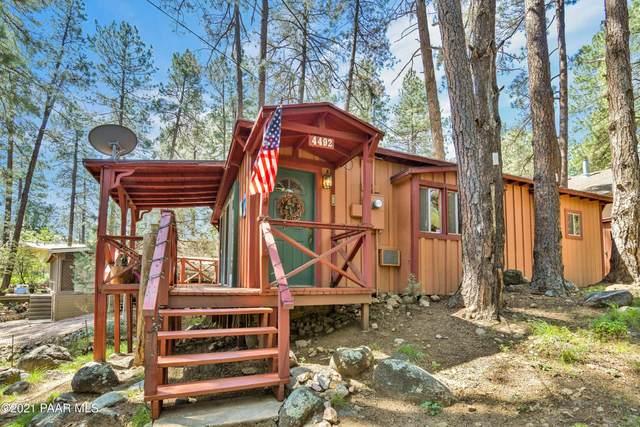 4492 S Indian Creek Road, Prescott, AZ 86303 (#1041050) :: Shelly Watne