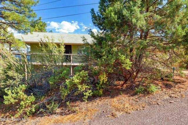 2271 W Vista Ridge Road, Prescott, AZ 86303 (#1041059) :: Shelly Watne