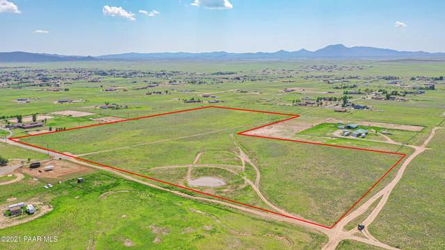 000 E Mummy View Drive, Prescott Valley, AZ 86315 (MLS #1041070) :: Conway Real Estate