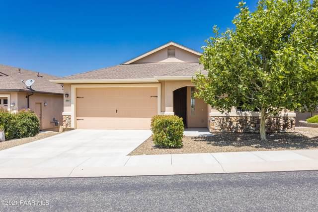 348 Breezy Road, Prescott, AZ 86301 (#1041080) :: Shelly Watne
