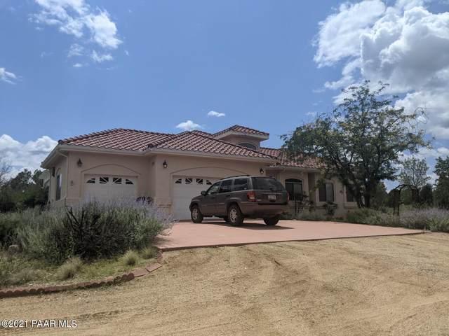 13992 N Thunderbird Road, Prescott, AZ 86305 (MLS #1041161) :: Conway Real Estate