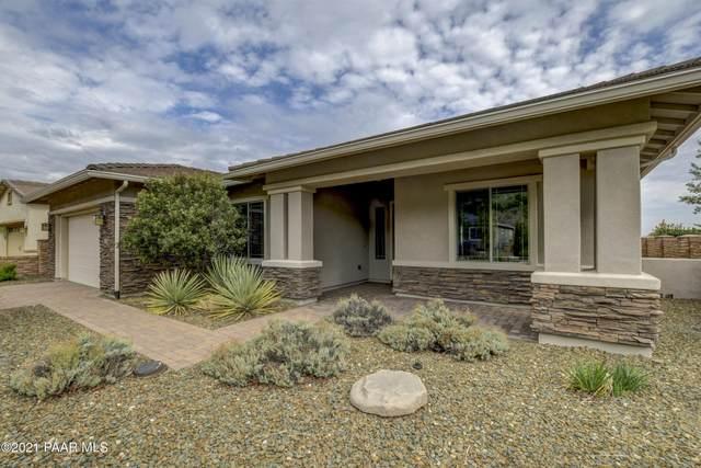 1736 Trinity Rose Drive, Prescott, AZ 86301 (MLS #1041185) :: Conway Real Estate