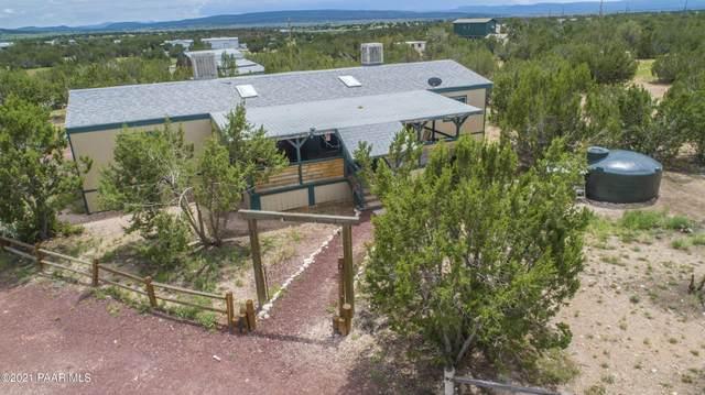 25655 W Fort Rock Road, Seligman, AZ 86337 (#1041223) :: Prescott Premier Homes | Coldwell Banker Global Luxury