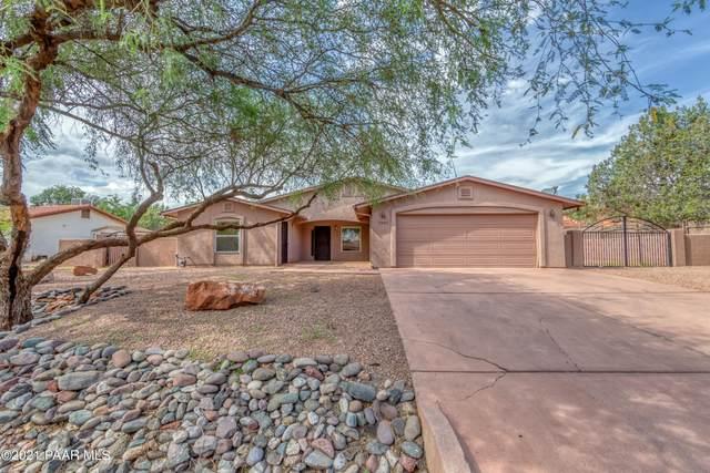 2580 Whippet Way, Sedona, AZ 86336 (#1041227) :: Shelly Watne
