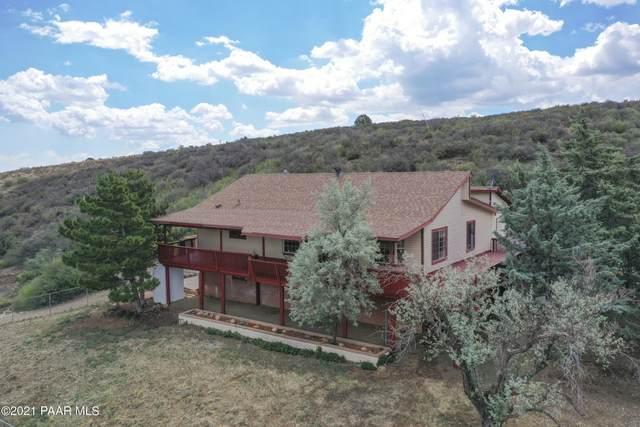 1290 S Hope Trail, Dewey-Humboldt, AZ 86327 (#1041245) :: Shelly Watne
