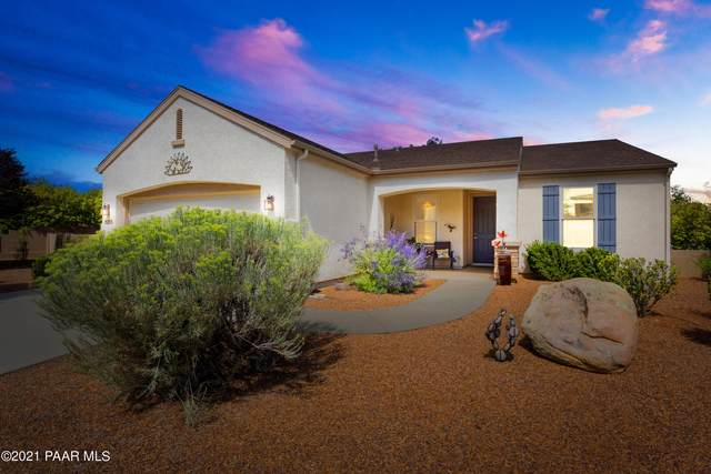 7976 E Crooked Creek Trail, Prescott Valley, AZ 86314 (MLS #1041290) :: Conway Real Estate