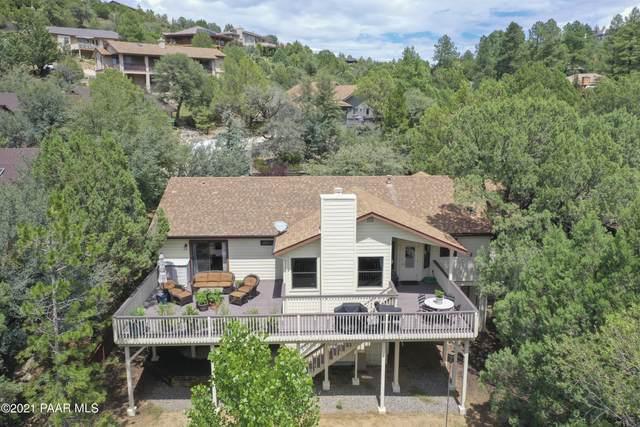 1275 E Coyote Road, Prescott, AZ 86303 (#1041301) :: Shelly Watne