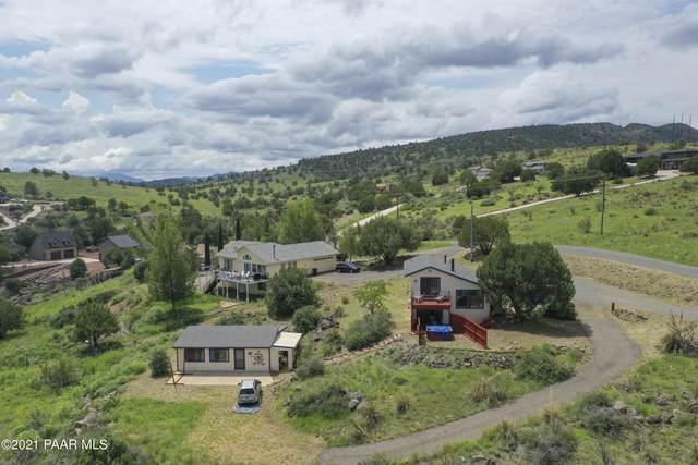 1898 W Buena Vista Trail, Prescott, AZ 86305 (#1041323) :: Shelly Watne