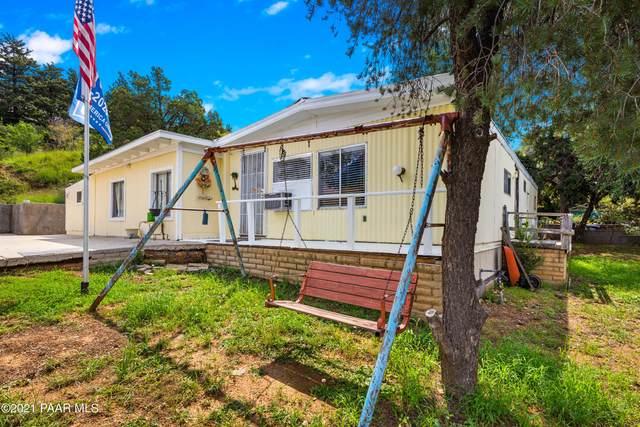 575 S Overland Road, Prescott, AZ 86303 (#1041410) :: Prescott Premier Homes | Coldwell Banker Global Luxury