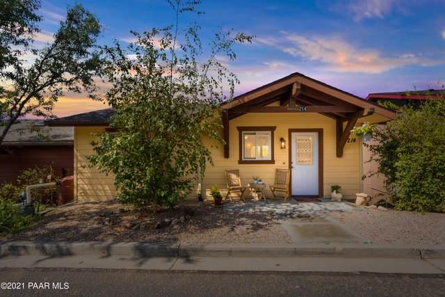 214 Jacob Lane, Prescott, AZ 86303 (#1041430) :: Prescott Premier Homes | Coldwell Banker Global Luxury