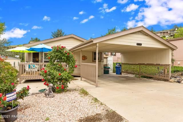 2110 E Glenmar Drive, Prescott, AZ 86301 (#1041448) :: Shelly Watne
