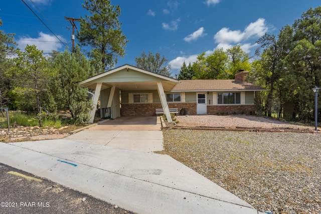 1928 W Thumb Butte Road, Prescott, AZ 86305 (#1041449) :: Shelly Watne