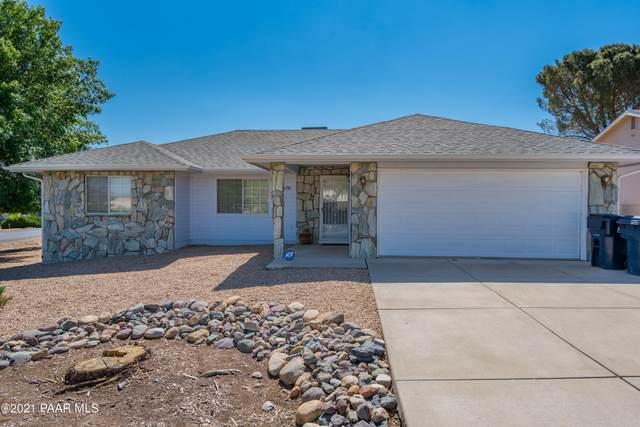 1376 N Ironwood Lane, Dewey-Humboldt, AZ 86327 (#1041467) :: Shelly Watne