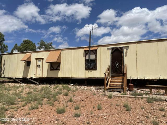 55567 N Lago Road, Seligman, AZ 86337 (#1041487) :: Shelly Watne