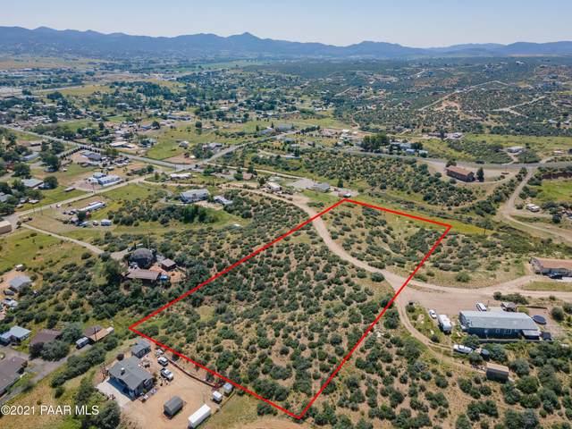 11840 E Little Way, Dewey-Humboldt, AZ 86327 (#1041600) :: Shelly Watne