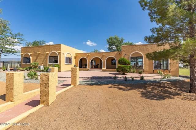 8910 E Marrow Road, Prescott Valley, AZ 86315 (MLS #1041618) :: Conway Real Estate