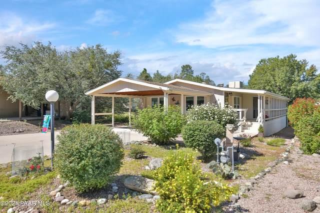 2219 River Trail Road, Prescott, AZ 86301 (#1041637) :: Shelly Watne