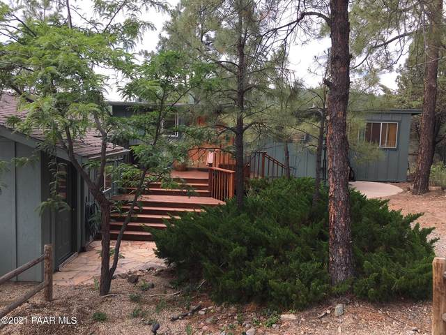 2201 W Vista Ridge Road, Prescott, AZ 86303 (#1041690) :: Shelly Watne