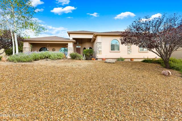 3081 Trail Walk, Prescott, AZ 86301 (MLS #1041695) :: Conway Real Estate