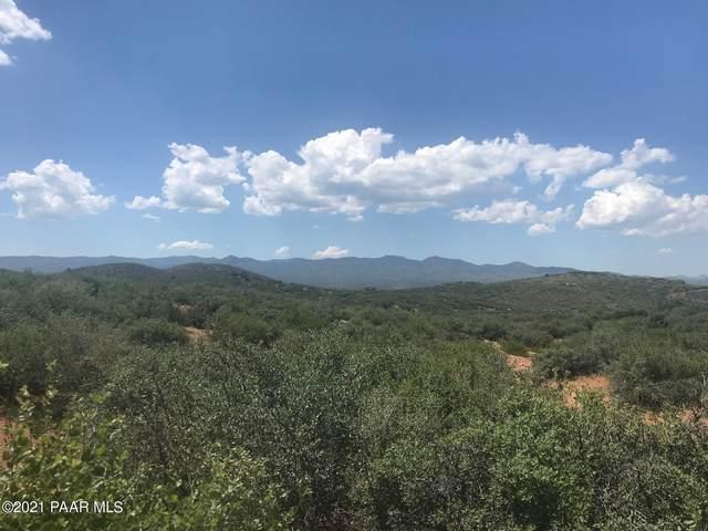 0 Endless View Drive, Dewey-Humboldt, AZ 86327 (MLS #1041756) :: Conway Real Estate